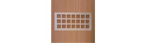 Formes carrées